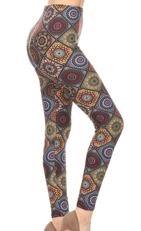 Mexicalla Mandella Leggings