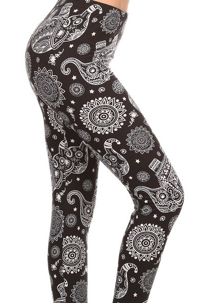 Elephant Dreams Leggings