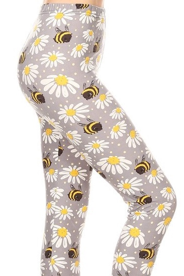 To Bee or Not to Bee Plus Leggings
