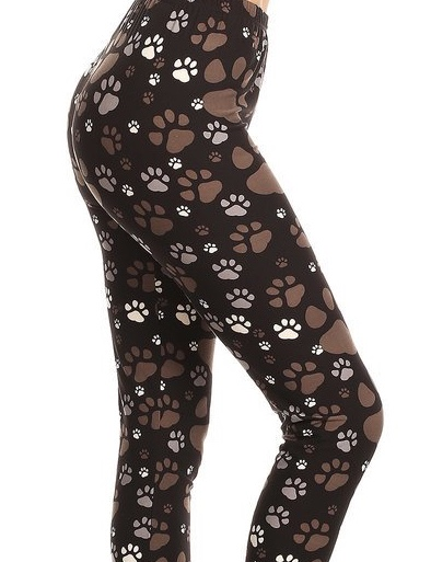 Choc-o-paws plus leggings